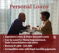 Personal Loan banner