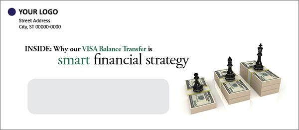 Visa env - smart strategy